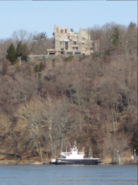 Gillette's Castle, Lyme 2008