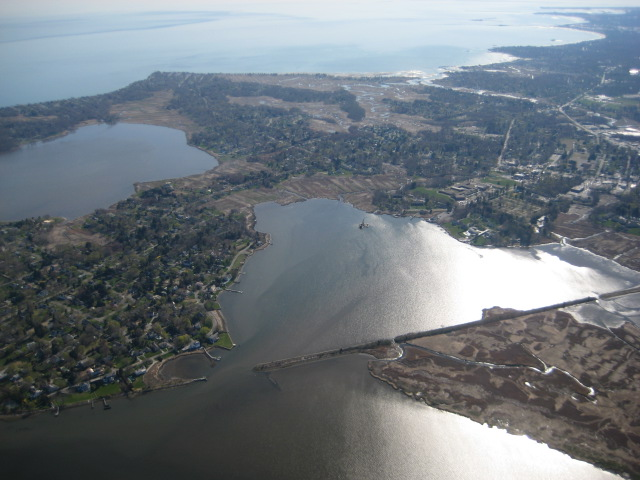 North and South Coves, Old Saybrook 2009
