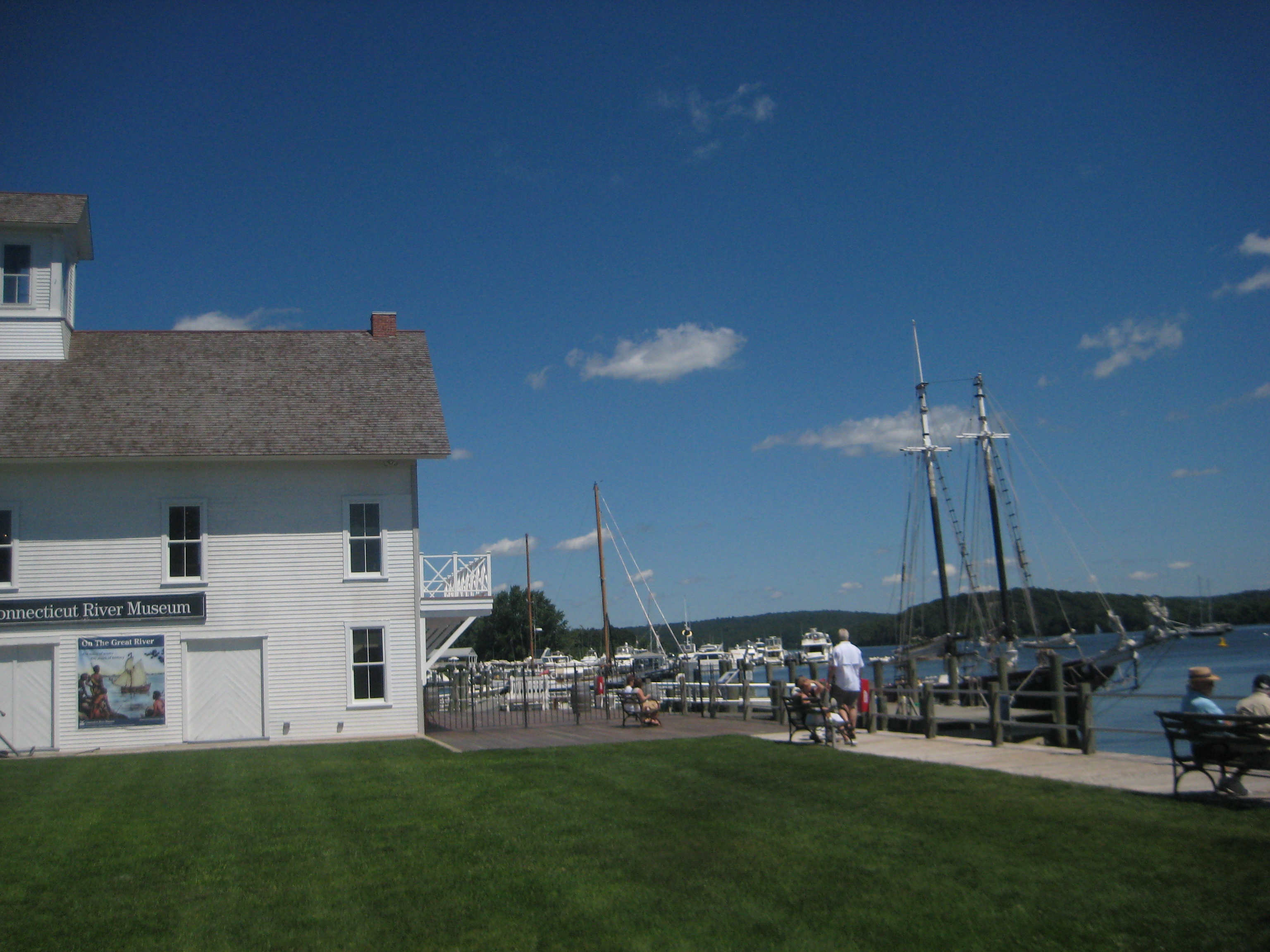 CT River Museum, Essex