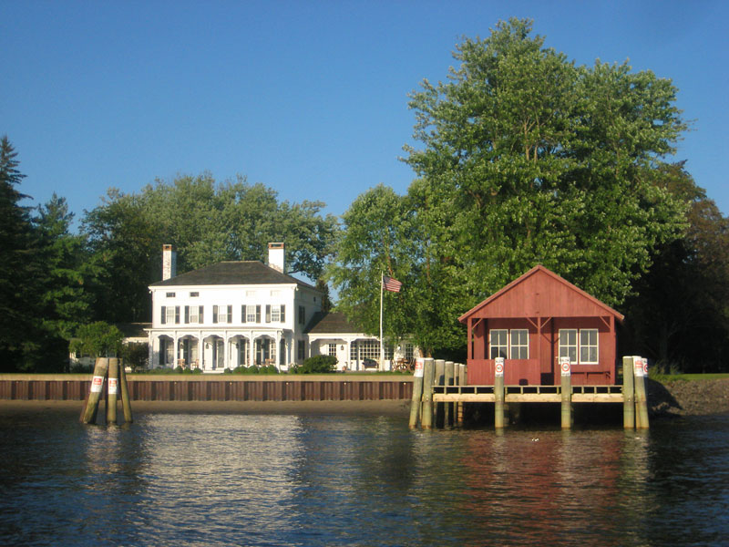 Lyme Boathouse 2016
