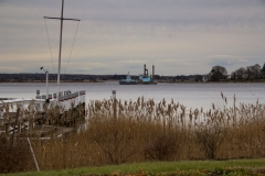 Federal Dredging Project, North Cove, Old Saybrook