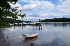 Serene Scene from Rock Landing, Haddam Neck 2016